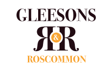 Gleesons Roscommon Logo