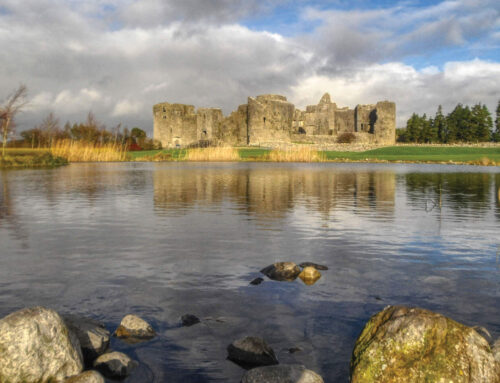 Follow in the footsteps of the King of Connacht