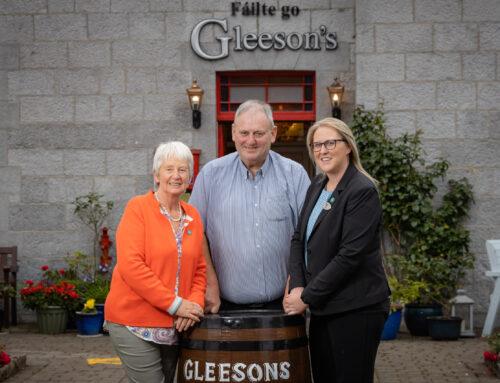 Another TripAdvisor Travellers' Choice Award For Gleesons