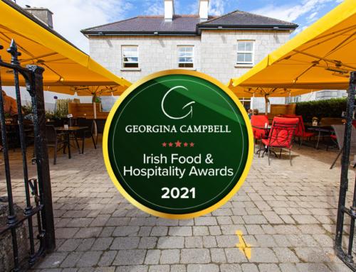 Big win for Gleesons Roscommon in Georgina Campbell Awards